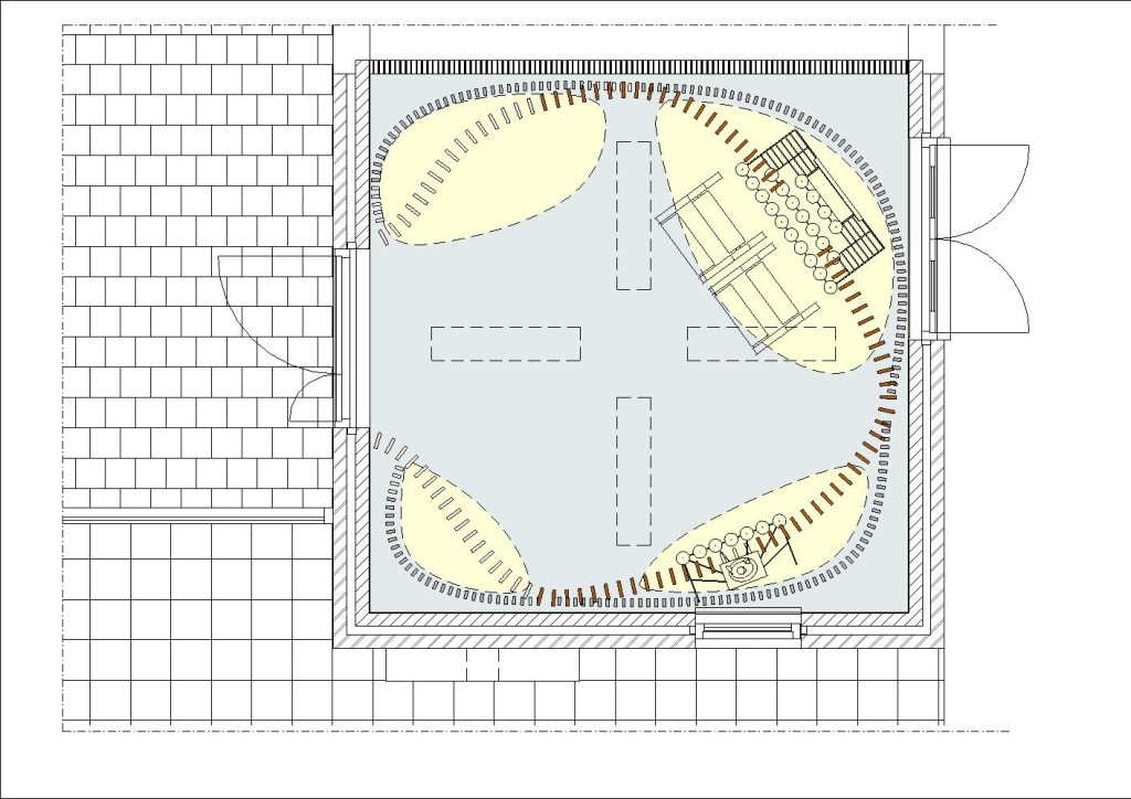 plattegrond ontwerp