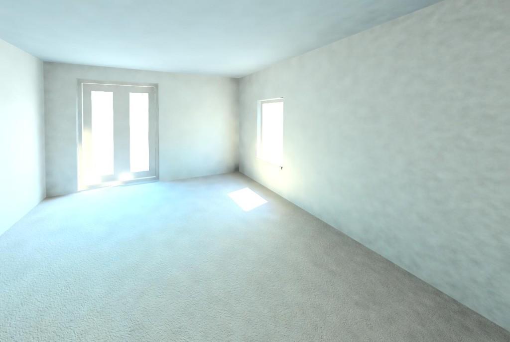 3D bestaande ruimte