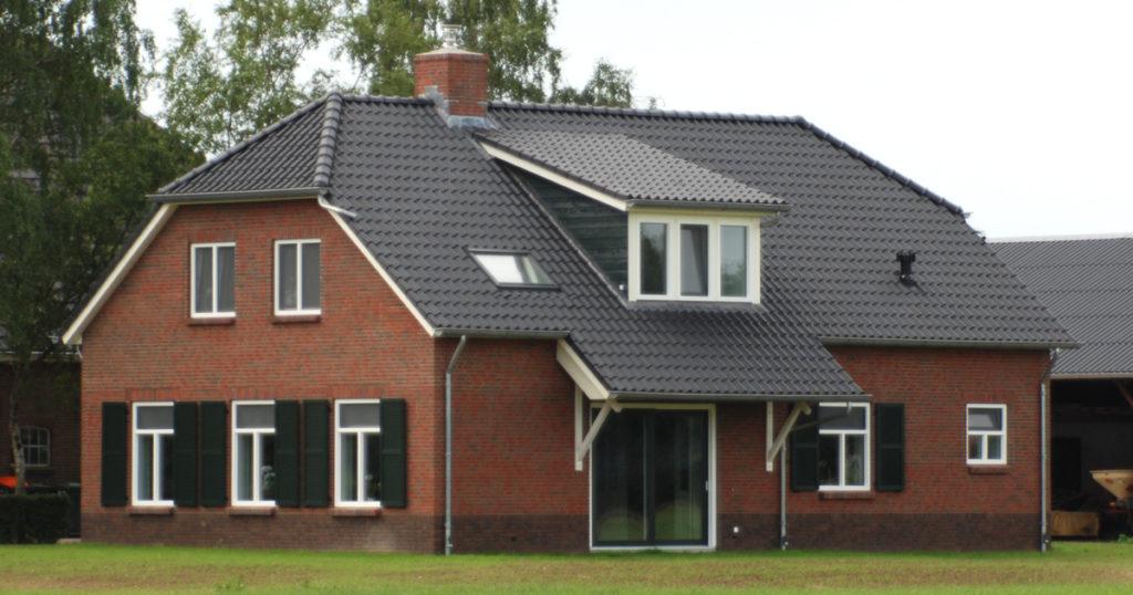 landelijke woning